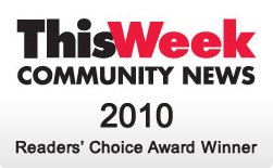 Grove City Record - 2010 Readers Choice Award